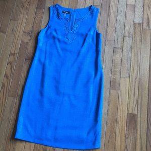 Royal Blue Nine West Cocktail Dress